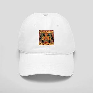 Cleopatra Reincarnated Persian Carpet Cap