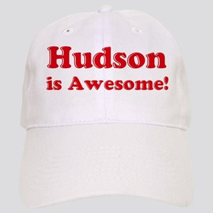 Hudson is Awesome Cap