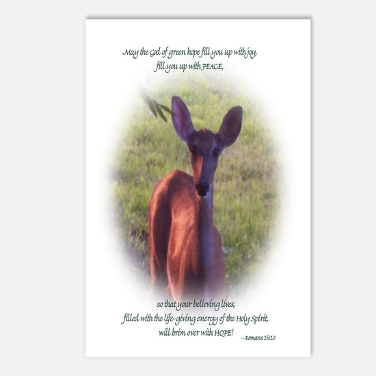 Peace and Hope Postcards (Package of 8)