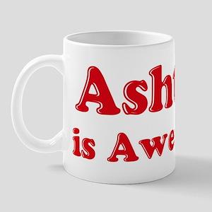 Ashton is Awesome Mug