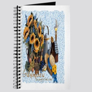 Grandmother's Sunflowers Journal