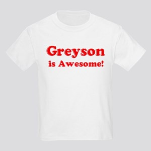 Greyson is Awesome Kids T-Shirt