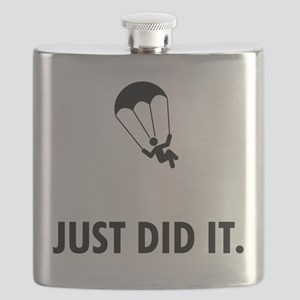 Parachuting Flask