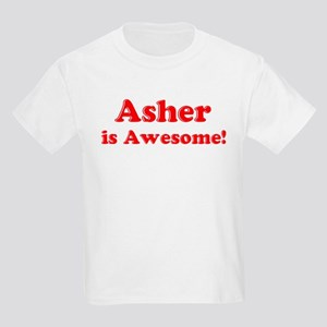 Asher is Awesome Kids T-Shirt