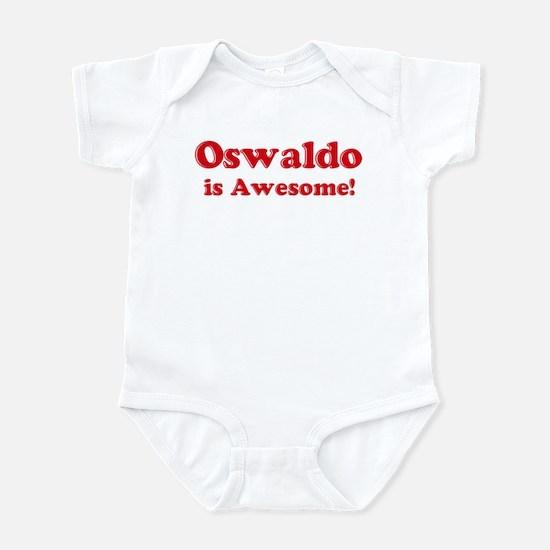Oswaldo is Awesome Infant Bodysuit