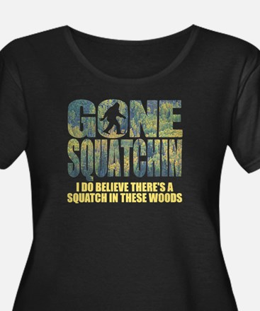 Gone Squatchin *Special Deep Forest Edition* Women