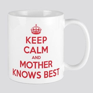Mother Knows Best Mug