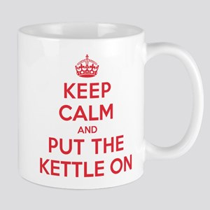 Put the Kettle On Mug