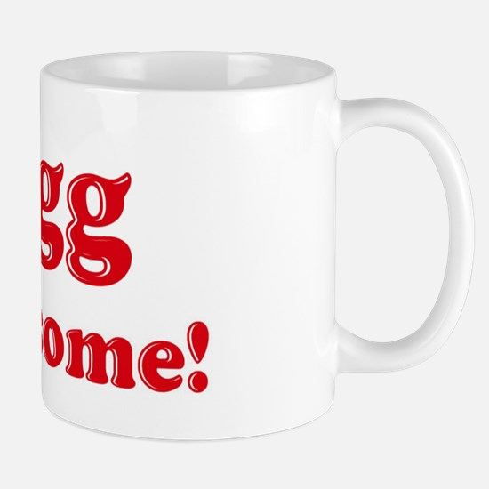 Gregg is Awesome Mug