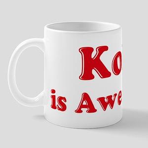 Kole is Awesome Mug