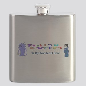 Foolish Expert My Son Flask
