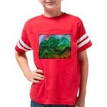 Green Mountains Youth Football Shirt