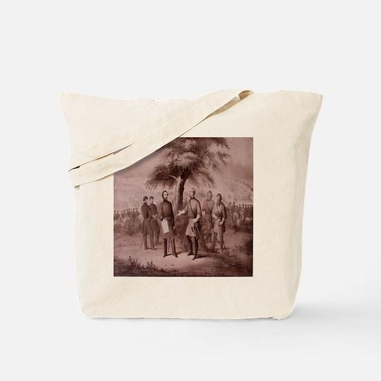 Surrender of General Lee Digi Tote Bag