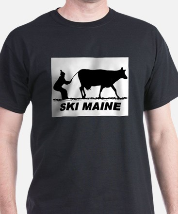 The Ski Maine Shop T-Shirt