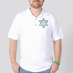 Star Happy Chanukah Golf Shirt