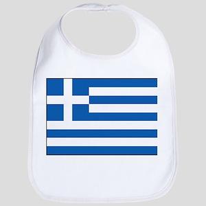 Greece - Greek Flag Bib