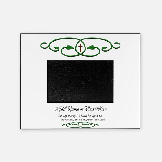 Cute Holy leaves Picture Frame