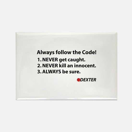 Always follow the code! Rectangle Magnet