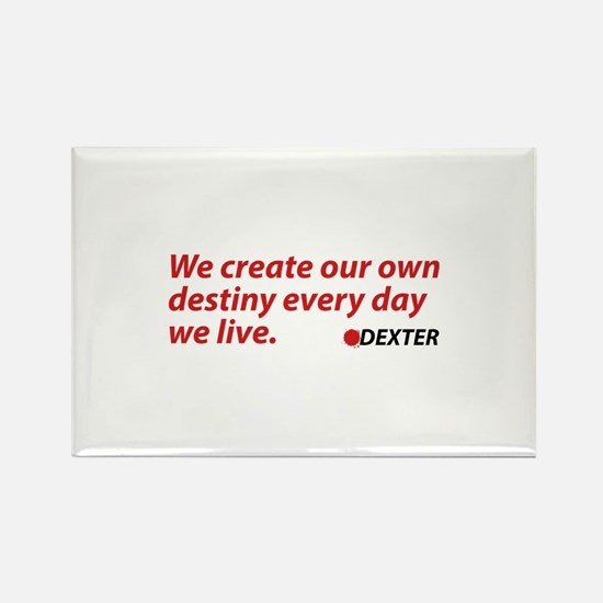 Create Our Own Destiny Rectangle Magnet