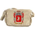 Armanni Messenger Bag