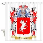 Armanetti Shower Curtain