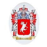 Armanetti Ornament (Oval)