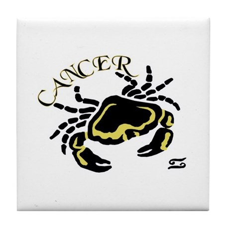 ...Cancer... Tile Coaster