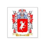 Arman Square Sticker 3