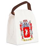 Arman Canvas Lunch Bag