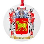 Arlote Round Ornament