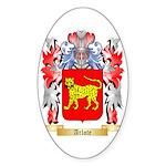 Arlote Sticker (Oval)