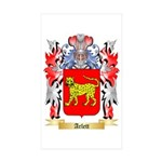 Arlett Sticker (Rectangle 50 pk)