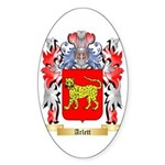 Arlett Sticker (Oval)