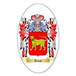 Arlett Sticker (Oval 50 pk)