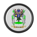 Arkwright Large Wall Clock