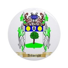 Arkwright Ornament (Round)
