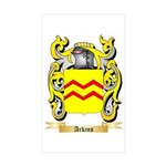 Arkins Sticker (Rectangle 10 pk)