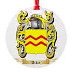 Arkin Round Ornament