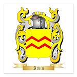 Arkin Square Car Magnet 3