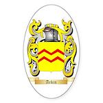 Arkin Sticker (Oval 50 pk)