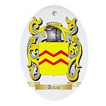Arkin Ornament (Oval)