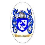 Arkenbout Sticker (Oval 10 pk)