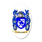 Arkenbout 20x12 Oval Wall Decal