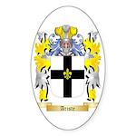 Ariste Sticker (Oval 10 pk)