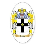 Ariste Sticker (Oval 50 pk)