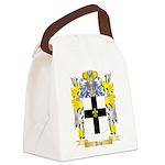Aris Canvas Lunch Bag