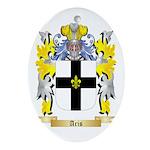 Aris Ornament (Oval)