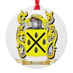 Arillotta Round Ornament