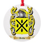 Arillo Round Ornament