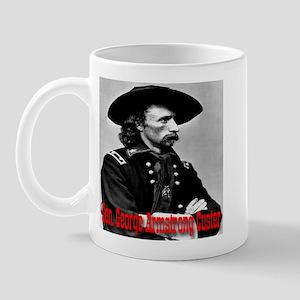 Gen. George Armstrong Custer Mug